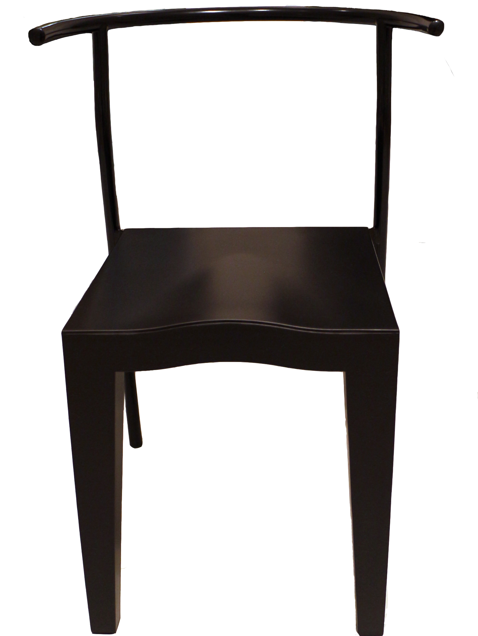 Chaise Dr. Glob, aluminium et polypropylène, Philippe Starck, présenté pour la première fois en 1989.