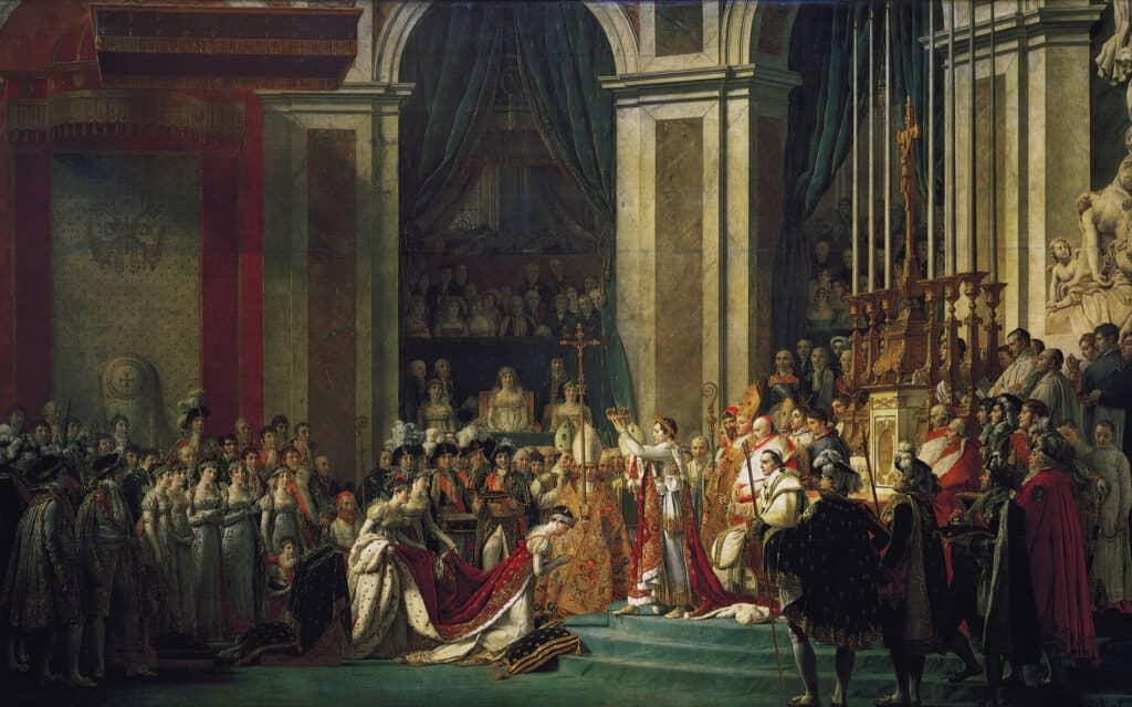 sacre Napoléon