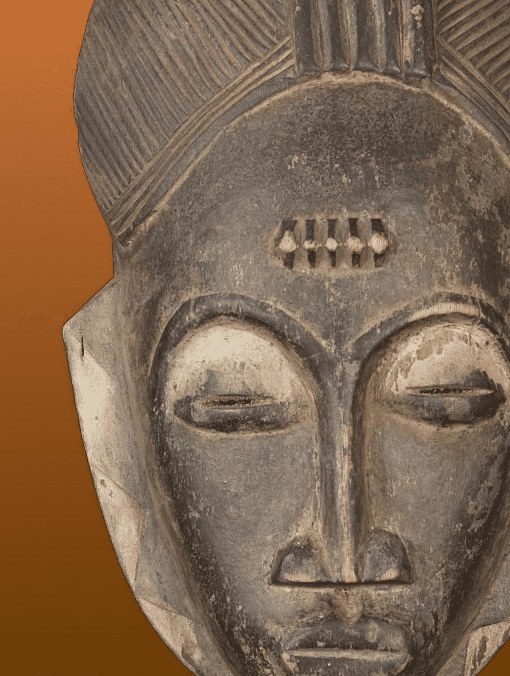 masque baoulé 2