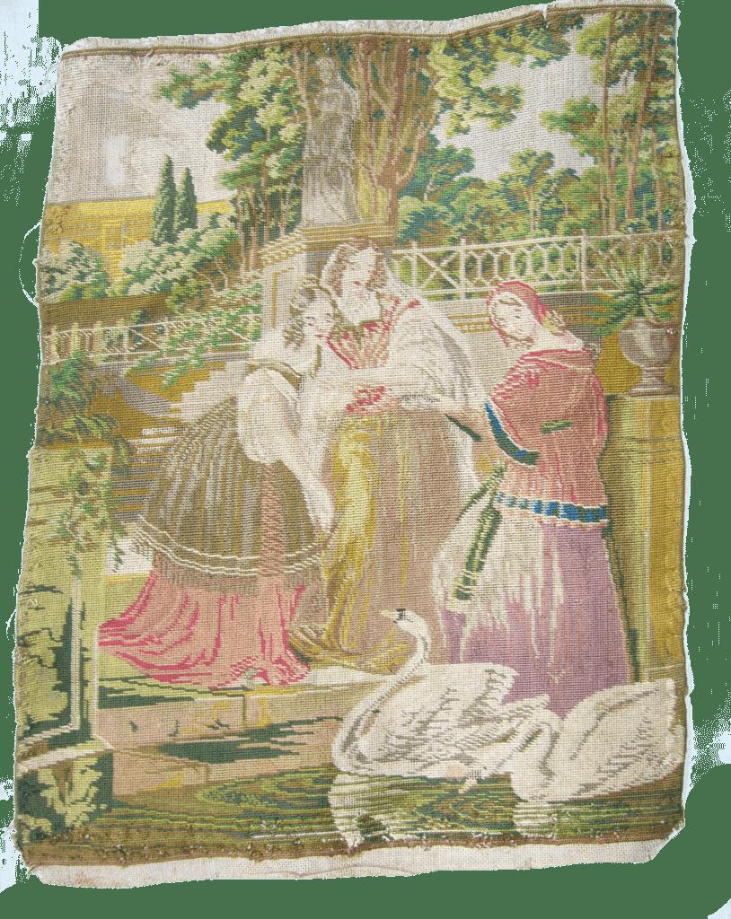 tapisserie brodée