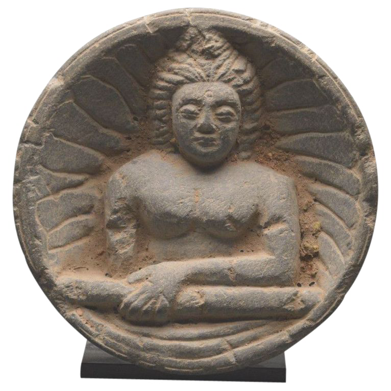 bouddha en schiste