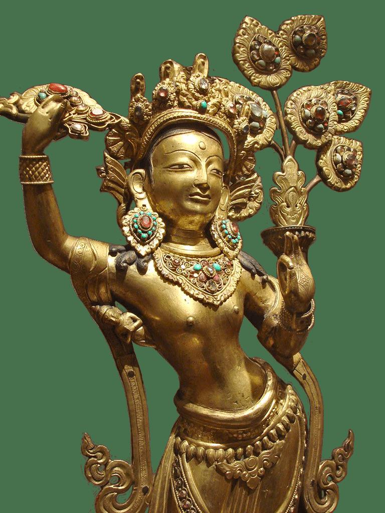maya et bouddha