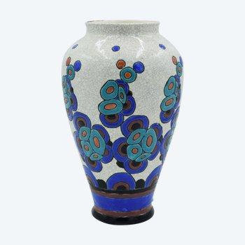 Charles Catteau - Art-Deco-Potiche-Vase