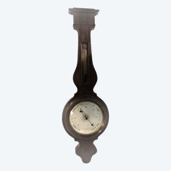 Thermomètre baromètre .