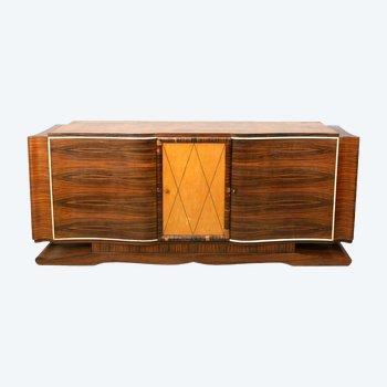 40s Macassar Sideboard