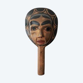 HOCHET Culture Haïda, Colombie Britannique  Première moitié du XXème siècle