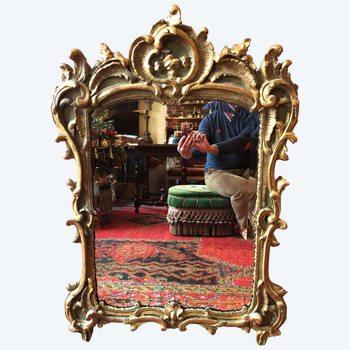 Spiegel, Louis XV Periode