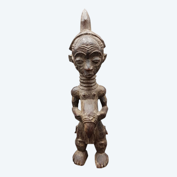 Luluwa statuette - Democratic Republic of Congo