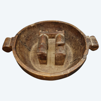 Ritual bowl at Chicha, Amazonia, Ecuador