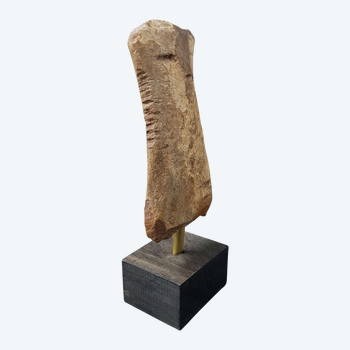 Idol, Thule Civilization, AD 1300-1700, Alaska
