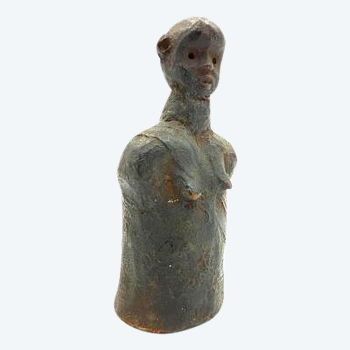 Bust of a woman from Pare people, Tanzania
