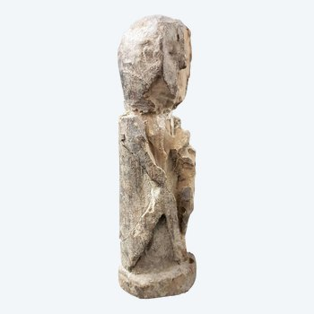 Schamanische Wächter-Beschützer-Figur, Mittelgebirge, Westnepal