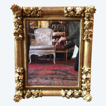 Mirror, Louis XIV period