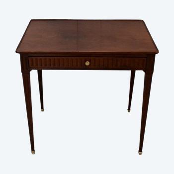 Small Cuban Mahogany Cabaret Table, Louis XVI - XVIIIth Century