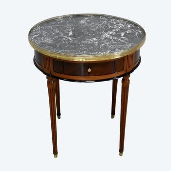 Mahogany Hot Water Bottle Table, Louis XVI style - 1st part 19th century