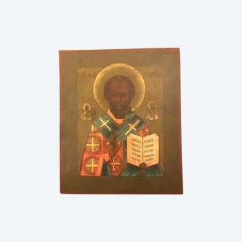 Ikone von Nikolaus dem Wunderbaren
