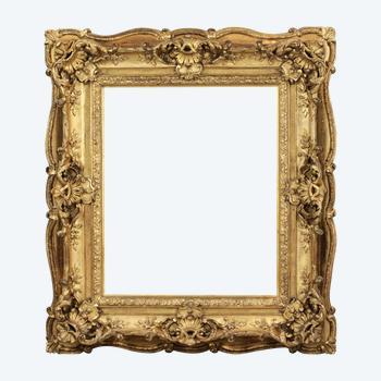 Large Louis XVI style frame. France 19th century.