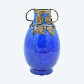 Paul Milet - Vaso Art Nouveau