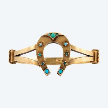 """Bracelet """"Fer à Cheval"""". Russie Tsariste"""
