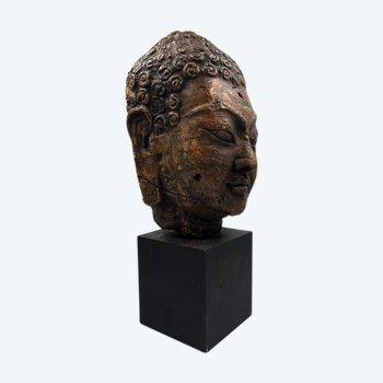 KOPF VON BUDDHA Im Stil von Gandhara, Pakistan