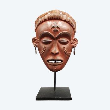 Masque Tchokwe, Mwana Pwo, RDC - Shamakutakuta