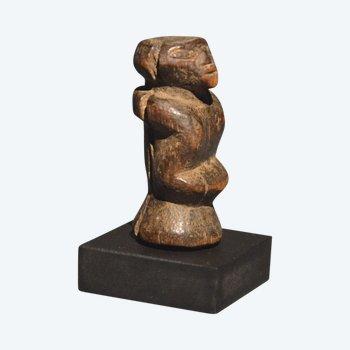 Alter anthropomorpher Fetisch / Demokratische Republik Kongo / Mitte des 20. Jahrhunderts /