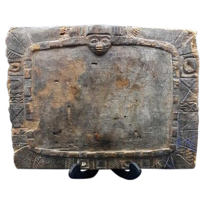 Ifa divination plateau - Youruba - Benin / N igeria