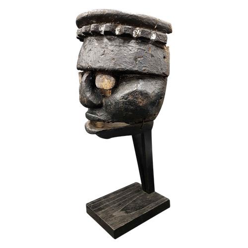 Ibibio mask - Nigeria - Early 20th century.