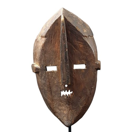 Lwalwa-Maske - Demokratische Republik Kongo