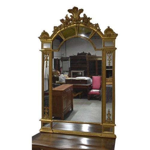 Parcloses mirror - 1st part 19th century