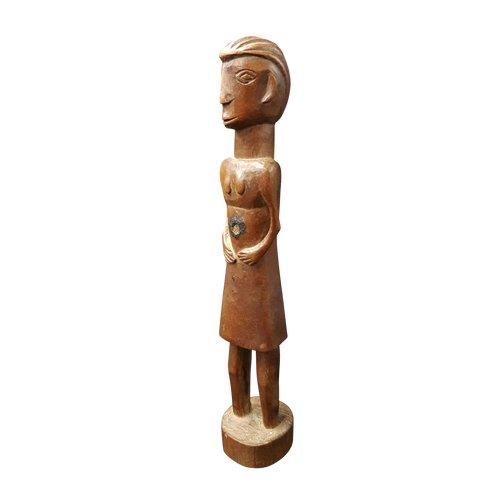 Rungu weibliche Statuette - R.D.C. (ex-Zaire)