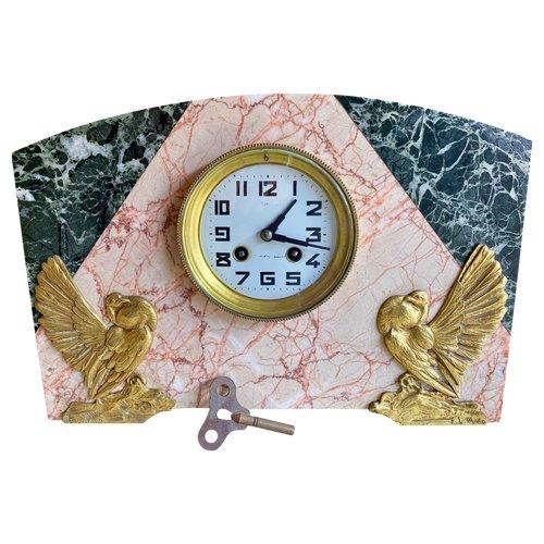 Art-Deco-Uhr