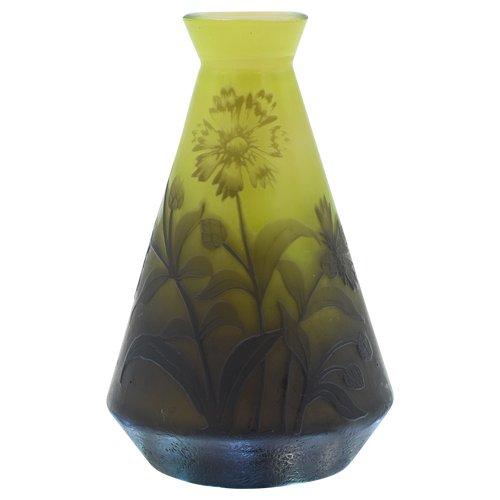 Luscher - Miniaturvase in Birnenform
