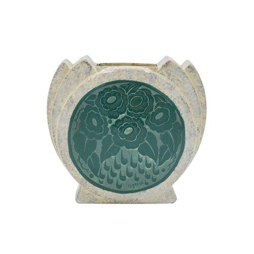 D'Argyl – Vase sphérique Art Déco