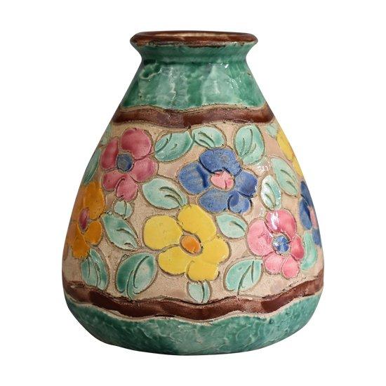 Jérôme Massier (1850/1926) - Vase Art Nouveau
