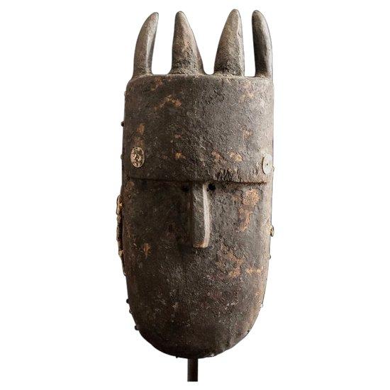 Masque anthropomorphe Culture Toma, Guinée Fin du XIXème