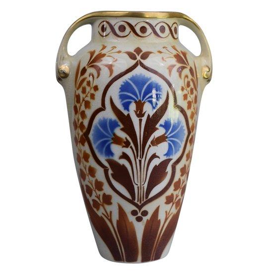 K & G Lunéville Palmyre Vase
