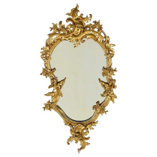 Miroir mural Rococo