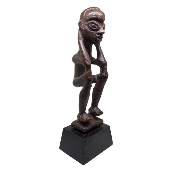 Sapo-Sapo-Kultstatue (BaSongye) - R.D.C.