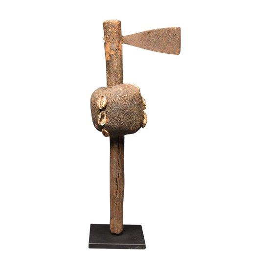 Ancien fétiche cérémoniel du culte vaudou / Bénin - Peuple Fon / Seconde moitié du XXème siècle