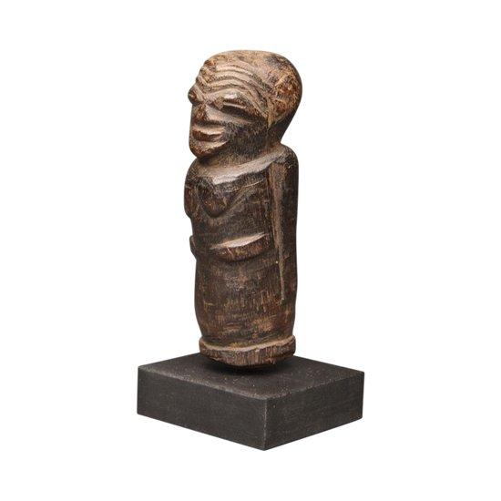 Ancien fétiche anthropomorphe / République Démocratique du Congo / Milieu du XXème siècle