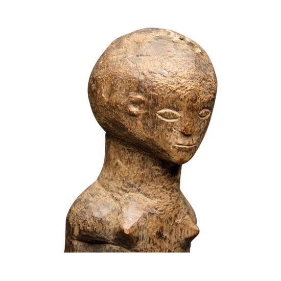 Alter anthropomorpher Fetisch / Demokratische Republik Kongo / Mitte des 20. Jahrhunderts